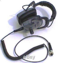 Grey Ghost AMPHIBIAN Headphones For Garrett AT Max, AT Pro, AT Gold & Infinium