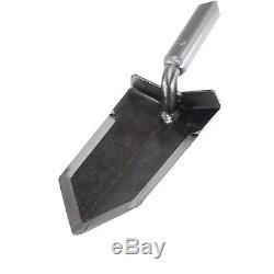 Lesche Sampson Pro-Series Shovel with T-Handle for. NO TAX. FREE 2 day Ship