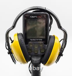 Ls Pelso Waterproof Headphones For Nokta Makro Simplex+