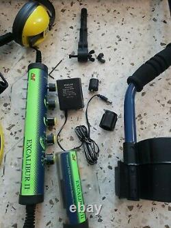 MINELAB EXCALIBUR 2 10 new open box and tested by minelab