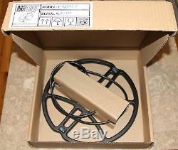 Magic 13 DD Search coil 7.5kHz for Minelab X-Terra 305/505/705/70/74