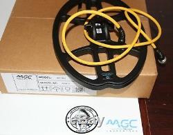 Magic 9x13 DD Search coil for Garrett AT PRO, AT Gold, AT MAX