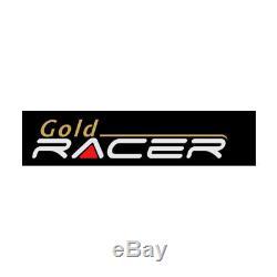 Makro Gold Racer Metal Detector Pro Package 2 Waterproof Coils & Pinpointer