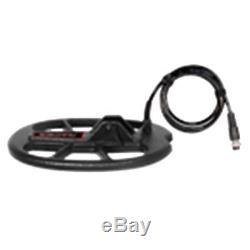 Makro Racer 2 Metal Detector Standard Package with 11 x 7 Waterproof Coil