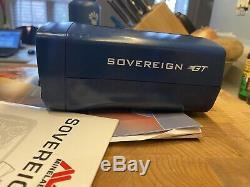 Metal Detector Minelab Soverign GT