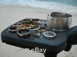 Minelab CTX 3030 Metal Detector (MINT) Super Beach Pk, 2 Coils, 2 Phones Pointer