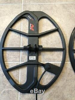 Minelab Equinox 15 Inch Coil with Coil Cover