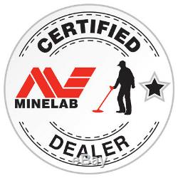 Minelab Equinox 6 Round Searchcoil for the Equinox 600 or 800 Metal Detector