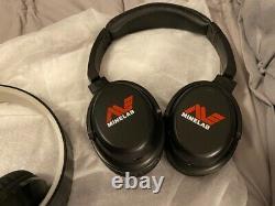 Minelab Equinox 600 metal detector used