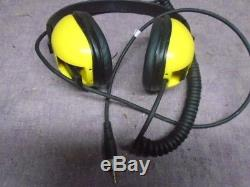 Minelab Equinox Underwater Headphones