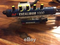 Minelab Excalbur 1000 Underwater Metal Detector