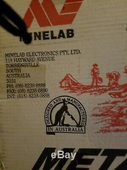 Minelab Excaliber 800 underwater metal detector