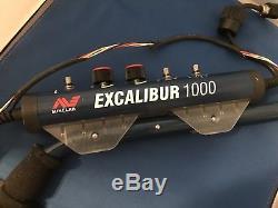 Minelab Excalibur 1000 Blue