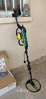 Minelab Excalibur ii Underwater Metal Detector Extra Battery Pack & Car Charger