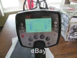 Minelab Explorer SE metal detector used excellent working condition