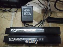 Minelab Explorer Se Pro Metal Detector, Sunray Probe, Detech Ultimate coil
