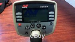 Minelab Explorer ll Metal Detector