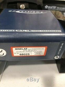 Minelab GP Extreme Metal Detector