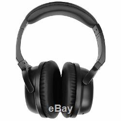 Minelab ML 80 Equinox Bluetooth Wireless Low Latency Headphones, Case, 1/8 Plug