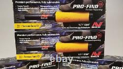 Minelab NEW Pro-Find 35 Waterproof Ferrous ID from Doc, 26 yrs with Minelab