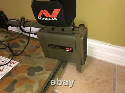 Minelab SD2200D Discriminator Metal Detector SD 2200 D USED CONDITION