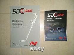Minelab SDC 2300 Metal Detector