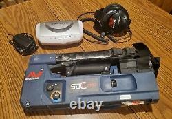 Minelab SDC 2300 Metal Detector (Broken Headphones)