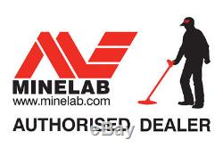 Minelab Small GPX 4500 5000 Lithium Ion Battery with Control Box Cover & Pouch