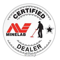 Minelab Smart Coil 6 Round for CTX 3030 Metal Detector and Coil Cover 3011-0114