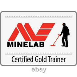 Minelab Smart Coil 6 and Carbon Fiber Shaft for CTX 3030 Metal Detector