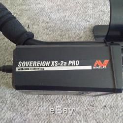Minelab Sovereign XS2a Pro