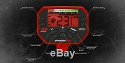 Minelab Vanquish 540 Pro Pack 2 Coils Metal Detector In Stock Ships From Ny