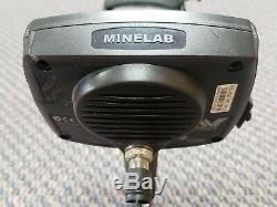 Minelab X-Terra 305 Metal Detector Pre Owned