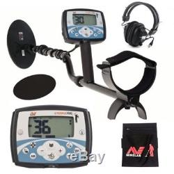 Minelab X-Terra 705 Metal Detector Gold Pack with Free Accessory Package