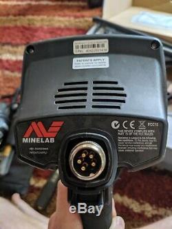 Minelab etrac metal detector. USED