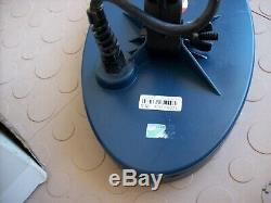 Minelab eureka gold metal detector