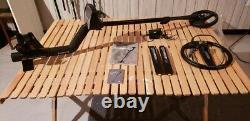 Minelab explorer se, 10coli, 7 coil, Battery Pack, Instruction book