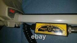 Minelab explorer xs with Sun Ray X-1 probe