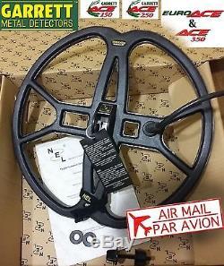 NEL TORNADO 12x13 DD Search coil for Garrett ACE 150/250/350/200/300/400/Euro