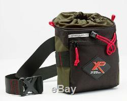 NEU! XP Profi Detektor Rucksack + Fundtasche Set für Ausrüstung und Pinpointer