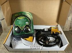 NEW Garrett ACE 300 Metal Detector Waterproof Coil & Headphone Plus Accessories