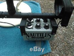 Nautilus DMCIIB metal detector