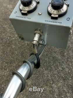Nautilus Dmc 2 Metal Detector