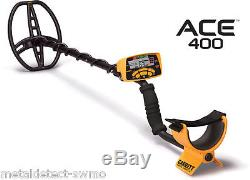New GARRETT ACE 400 Metal Detector Fall Special Z-Lynk Wireless And Accessories