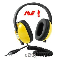 New Minelab Waterproof Headphones for EQUINOX 600 & 800 Metal Detectors