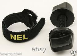 New NEL ATTACK 15 DD coil for Minelab E-Trac/Explorer/Safari + cover + fix bolt