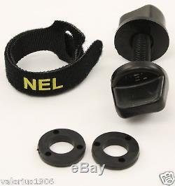 New NEL BIG 15x17 DD search coil for Garrett AT GOLD + coil cover + fix bolt
