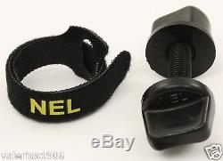 New NEL HUNTER 12.5x8.5 DD coil for Minelab Sovereign/Excalibur + cover + bolt