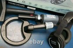 Nokta Anfibio Multi Frequency Metal Detector with PulseDive and Accessories