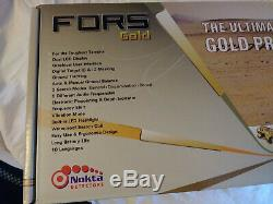 Nokta Fors Gold Metal Detector